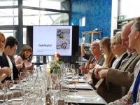 Etiketten und Knigge Optimal zu Tisch Kristin Faber Castell
