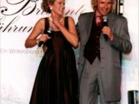 Kristin von Faber-Castell mit Thomas Gottschalk