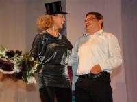 Modenacht Apolda mit Bürgermeister Eisenbrand